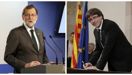 Ο Ραχόι ενεργοποίησε το άρθρο 155 για την Καταλονία