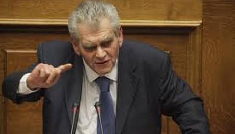 Παπαγγελόπουλος για πόθεν έσχες: Φοβάμαι ότι η Δικαιοσύνη θα εκτεθεί