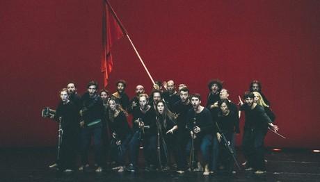 Η Ρωσική Επανάσταση στο Βασιλικό Θέατρο