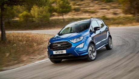 Η Ford παράγει το νέο EcoSport  στη Ρουμανία