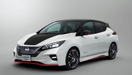 Η Nissan θα παρουσιάσει το LEAF NISMO Concept στο Τόκιο