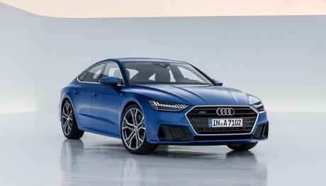 Αυτό είναι το νέο Audi A7