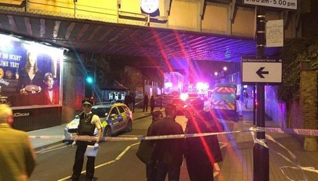 Ένας νεκρός και δύο τραυματίες στο Λονδίνο