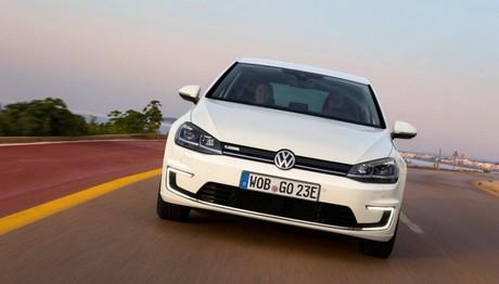 To νέο Volkswagen e-Golf στην Ελλάδα