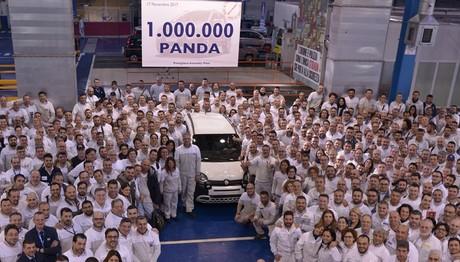 Δείτε πόσα Fiat Panda  έχουν κατασκευαστεί