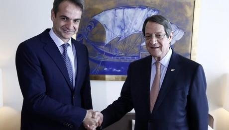 Μητσοτάκης: Παράδειγμα προς μίμηση η Κύπρος