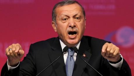 Ο Ερντογάν δε δέχτηκε τη συγγνώμη του ΝΑΤΟ