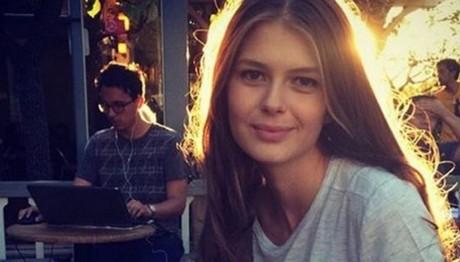 Αμαλία Κωστοπούλου: Η κόρη της Μπαλατσινού και του Κωστόπουλου έρχεται Ελλάδα για τα Χριστούγεννα!