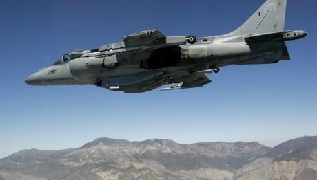 Συντριβή στρατιωτικού αεροσκάφους των ΗΠΑ