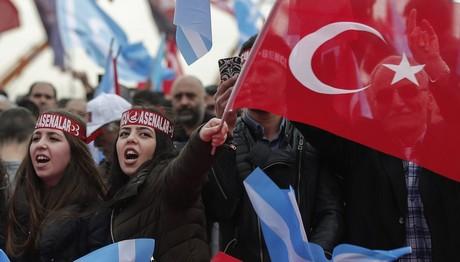 Στην Αθήνα ο αντιπρόεδρος της τουρκικής κυβέρνησης
