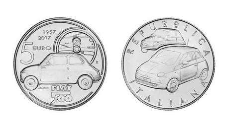 Ποιο  Fiat έγινε  νόμισμα στην Ιταλία