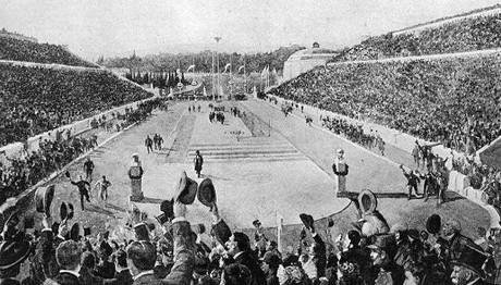 Η ιστορία του Μαραθώνιου Δρόμου καθιερώθηκε το 1896