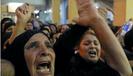 Αεροπορικές επιδρομές της Αιγύπτου κατά των ισλαμιστών
