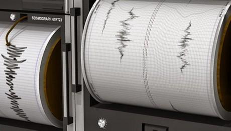 Δύο ισχυροί σεισμοί το βράδυ στη Θεσσαλονίκη