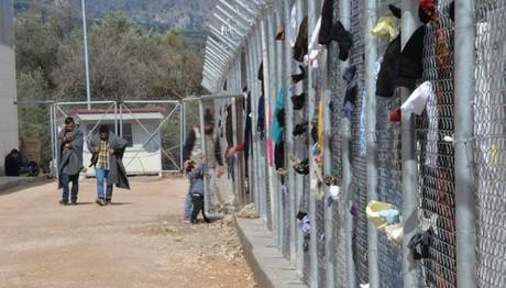Επεισόδια στη Χίο με μετανάστες