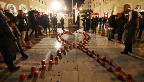 Παγκόσμια Ημέρα κατά του AIDS στη Θεσσαλονίκη