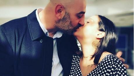 Παντρεύτηκε η Κατερίνα Τσάβαλου
