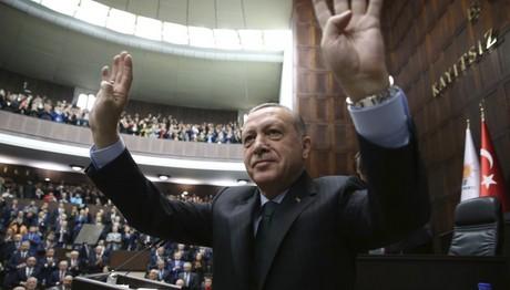 Tι είπε ο Ερντογάν πριν την αναχώρησή του για την Ελλάδα