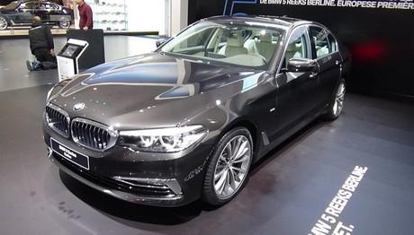 Δείτε τι πούλησε το  BMW Group το Νοέμβριο