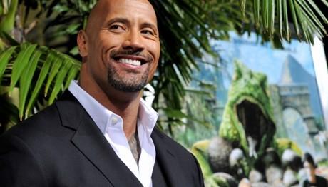 """Ένα αστέρι στο Walk of Fame για τον """"The Rock"""""""