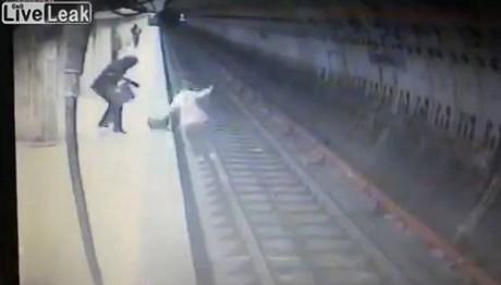 Δολοφονία στο μετρό