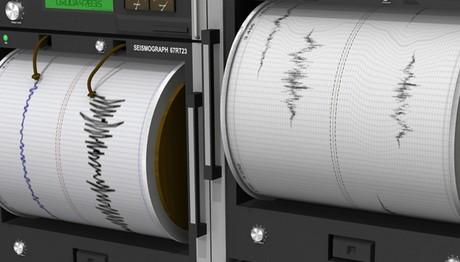 Σεισμός νότια της Ιεράπετρας  στην Κρήτη