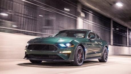 Νέα Mustang Bullitt και Edge ST με την υπογραφή της Ford Performance