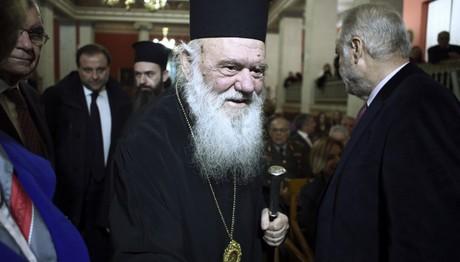 Με την ευχή του Αρχιεπισκόπου το συλλαλητήριο
