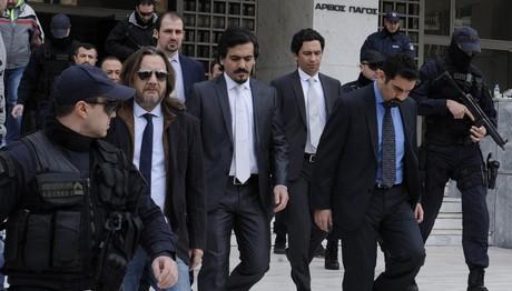 Το Ελληνικό Συμβούλιο για τον Τούρκο στρατιωτικό