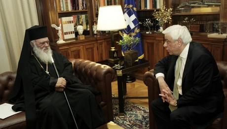 Συνάντηση Παυλόπουλου-Ιερώνυμου: Τι είπαν για το Σκοπιανό