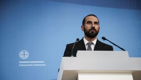 Τζανακόπουλος: Λύση που δεν θα θίγει τα εθνικά συμφέροντα