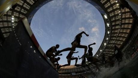 36 αθλητές λάκισαν όταν εμφανίστηκαν ελεγκτές αντιντόπινγ