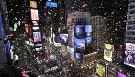 Πρωτοχρονιά στην Times Square