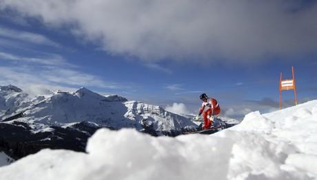 Σκι στις Άλπεις
