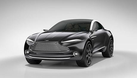 Αυτό είναι το  πρώτο SUV της Aston Martin