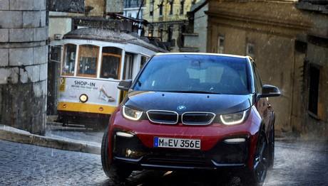 Το νέο σύστημα ελέγχου πρόσφυσης του BMW i3s  θα μπει σε όλα τα νέα BMW και MINI
