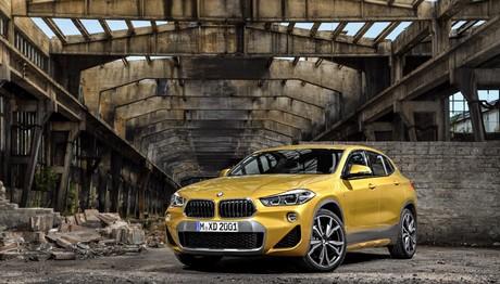 Ήρθε η νέα BMW X2 στην Ελλάδα