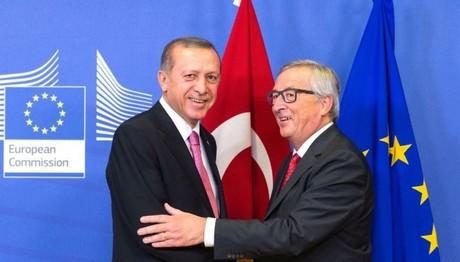 Η προσπάθεια Γιούνκερ για να… «μείνει Ευρώπη» η Τουρκία