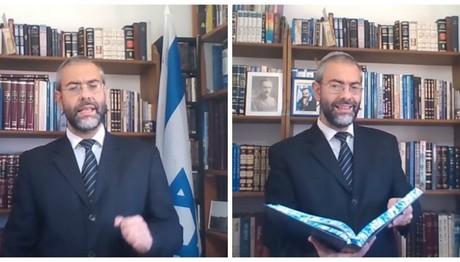 Η πρεσβεία του Ισραήλ για τις δηλώσεις του Ραβίνου