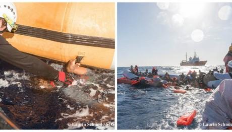 Τραγωδία με μετανάστες στη Μεσόγειο