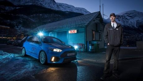 Το είδαμε και αυτό: Ford Focus RS … ταξί