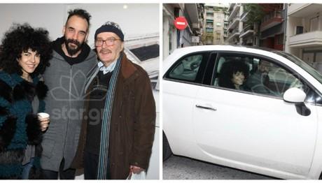 Μαρία Σολωμού και ο Πάνος Μουζουράκης είναι ακόμη μαζί