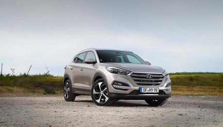 Οδηγούμε  το νέο Hyundai Tucson 1,7 diesel Auto