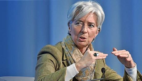 Λαγκάρντ: «Η Ελλάδα τώρα είναι καλύτερα θωρακισμένη»