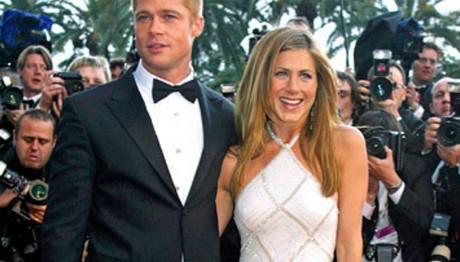 Ξανά μαζί Brad Pitt - Jennifer Aniston;
