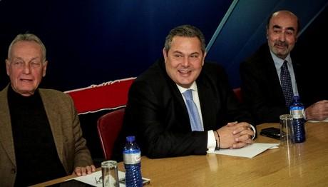 Καμμένος: Mε τον Τσίπρα και τον ΣΥΡΙΖΑ μέχρι το τέλος της