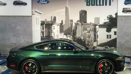 ΑΠΙΣΤΕΥΤΟ : Δείτε  πόσο πουλήθηκε η συλλεκτική Mustang Bullitt
