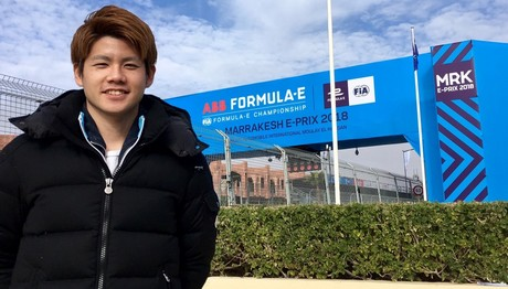 Ποιος είναι ο  οδηγός της NISMO, στα δοκιμαστικά της Formula E