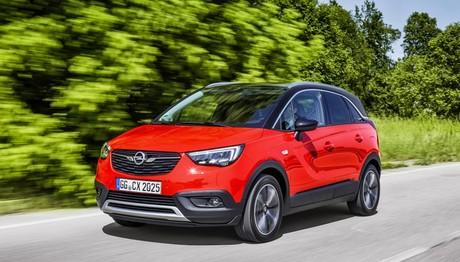 Ποιο μεγάλο τίτλο απέσπασε το Opel Crossland X