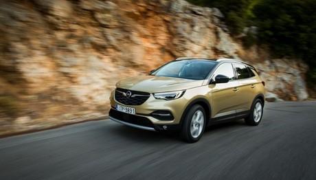 Οδηγούμε το νέο Opel  Grandland X 1.6 CDTI
